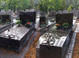 opieka nad grobami