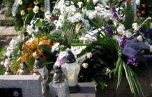 Sprzątanie po pogrzebie